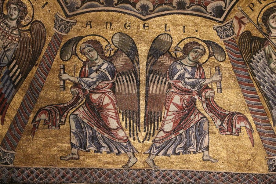 Angels, a figment of our imagination or a fact?